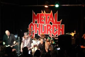Metal Church, Vaudeville Mews April 3, 2016. Photo by Heavy Metal Feline